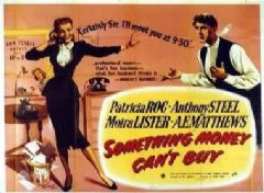 Something Money Can't Buy 1952 DVD - Patricia Roc